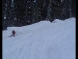 Саланга Зима 2007год.